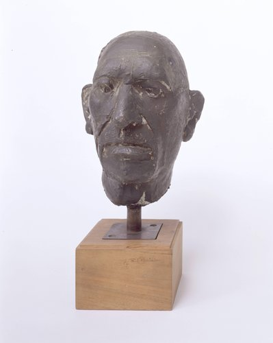 Head of Stravinsky
