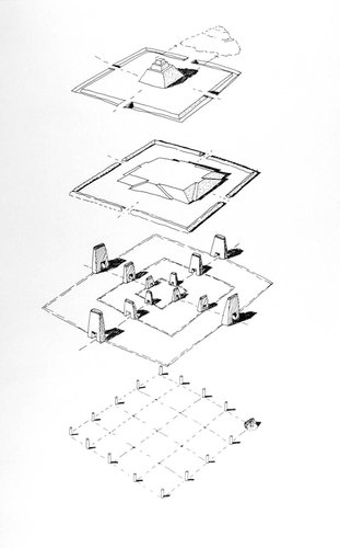 Civic Topography, from the series Civilizing Terrains, 1989