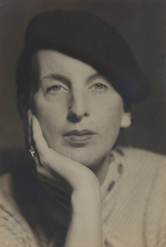 image of 'Portrait of Kay Boyle'