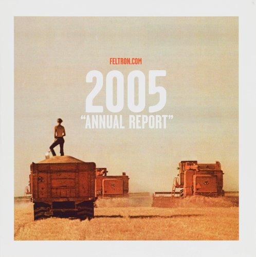 Feltron 2005 annual report