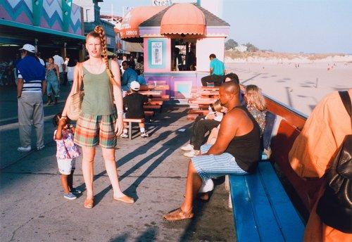 Santa Cruz Boardwalk, from the portfolio Analog Days