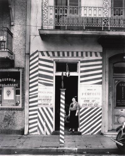 Barber Shop, New Orleans