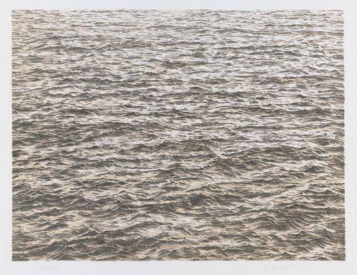 Untitled (Ocean), from the portfolio Untitled