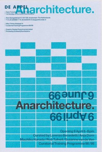 Anarchitecture [invitation]