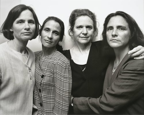 The Brown Sisters, Wellesley Hills, Massachusetts