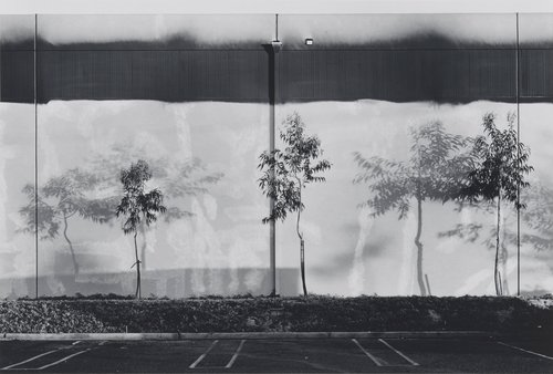 West Wall, Semicoa, 333 McCormick, Costa Mesa, from the portfolio The New Industrial Parks near Irvine, California