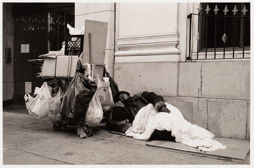 image of 'Homeless, San Francisco'