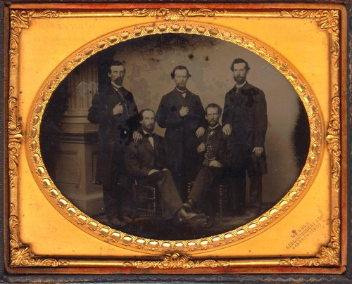 Untitled [Group of prominent gentlemen]