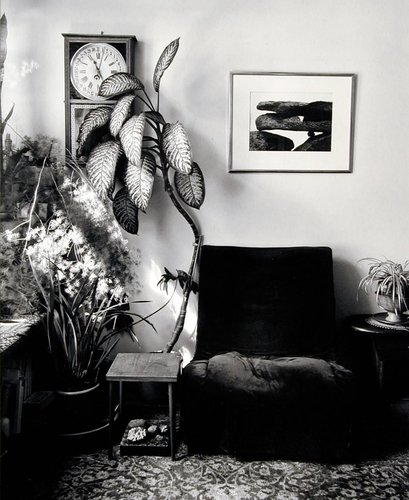 Untitled (Living Room, Linda Connor)