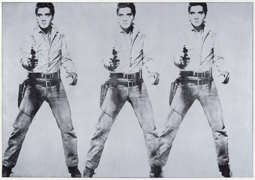 image of 'Triple Elvis [Ferus type]'