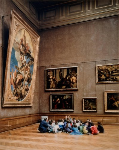 Louvre 2, Paris, 1989