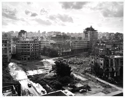 Place Martyrs, from the series Beirut