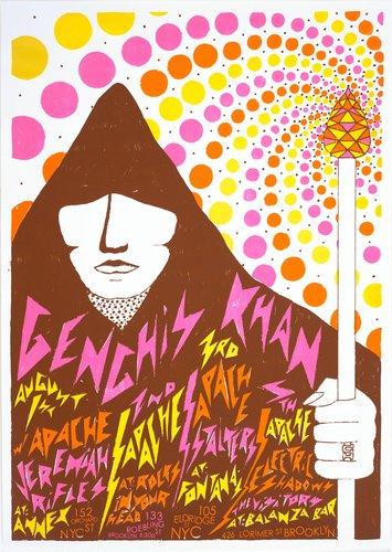 Genghis Khan, Apache, Jeremiah Rifles; Annex; August 1, 2006