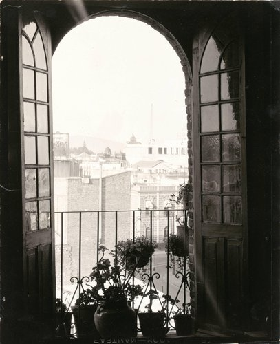 Untitled [View from Tina Modotti's window, Mexico City]