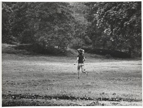 What Makes Jackie Run? Central Park, New York City, October 4, 1971