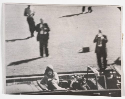 Assassination of John F. Kennedy, November 22, 1963