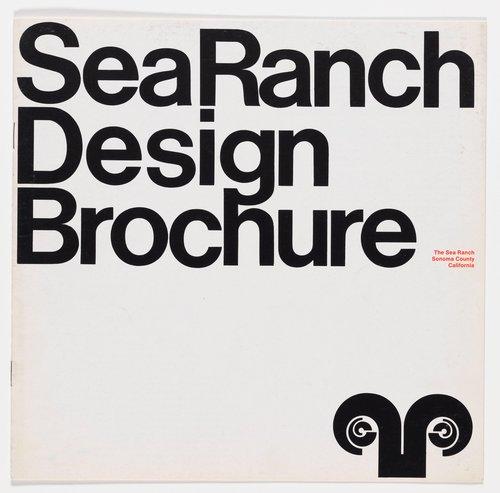 Sea Ranch Design Brochure