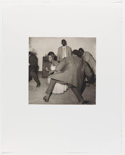 Dance the Twist, from the portfolio Mali Twist