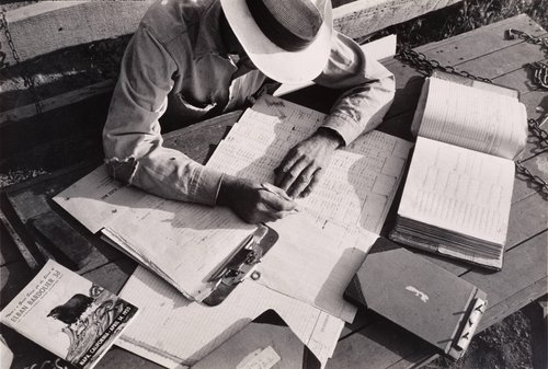 Keeping Records, from the series Death of a Valley