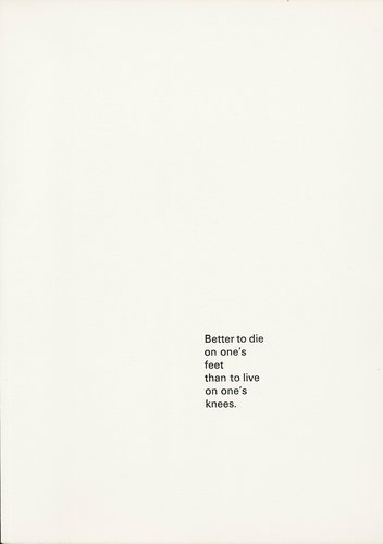 The Rebel Albert Camus: Twenty-Five Typographic Meditations [page 18]