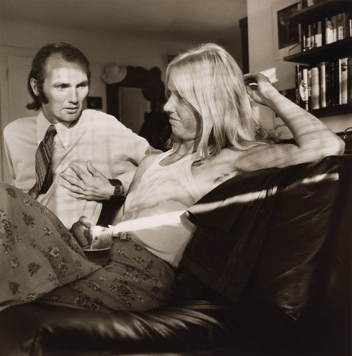 Roger & Christine Doudna, from the portfolio, Siblings
