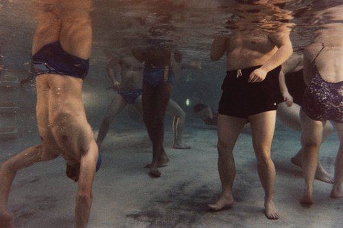 Untitled, from the series Swimmers