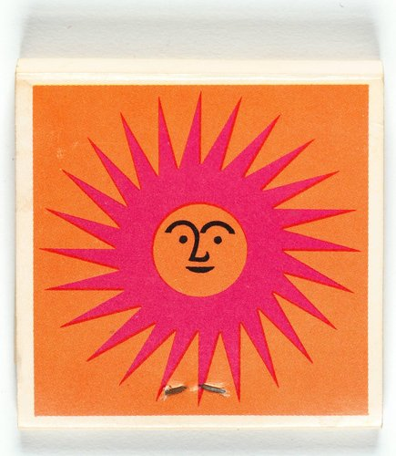 Matchbook for La Fonda del Sol Restaurant, New York