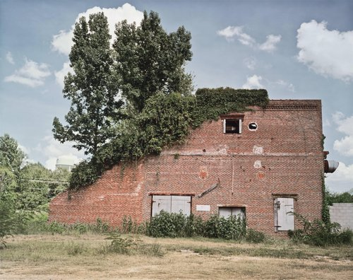 Cotton Gin Ruin (View I), Greensboro, Alabama