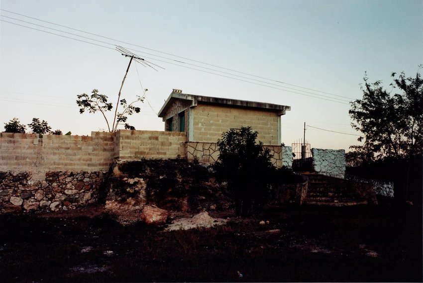 image of 'Three Sections of Time, #3 Hoctún, Yucatan, Mexico 1999'