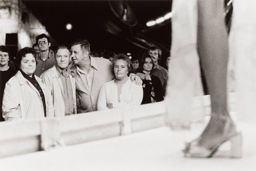 The Wives, Essex Junction, Vermont, from the series Carnival Strippers