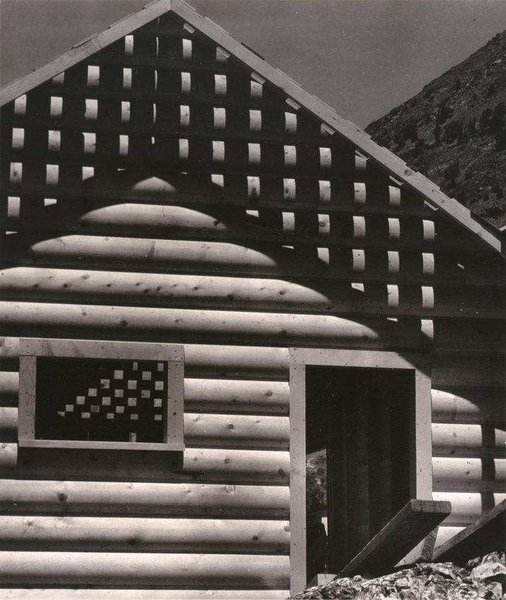 image of 'Cabin, Tioga Pass'