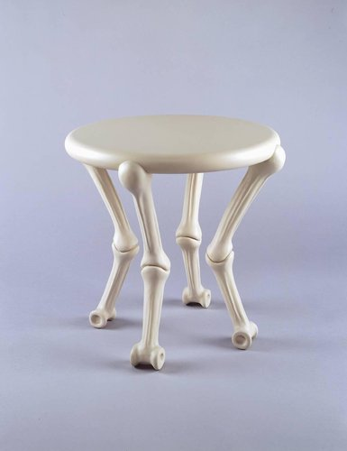 Bone Cigarette Table