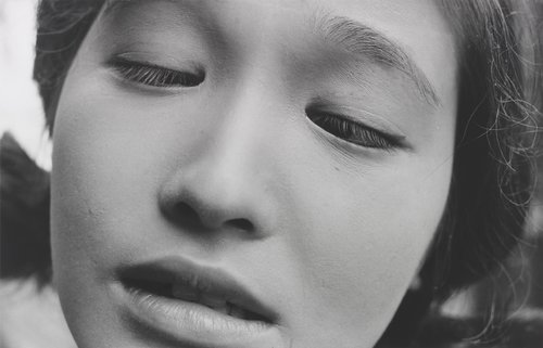 Eiko Oshima, Actress in the Film Shiiku (Prize Stock)