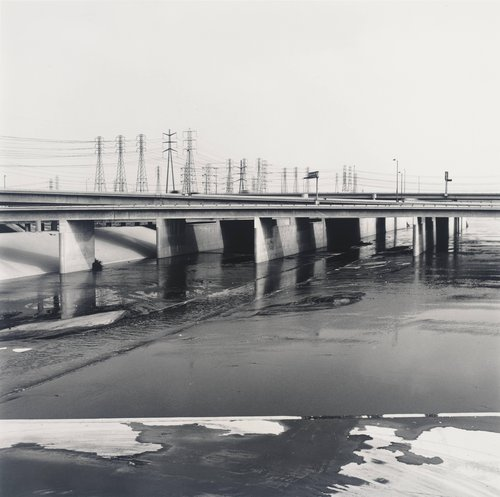 Artesia Blvd., Long Beach, from the series The Los Angeles River
