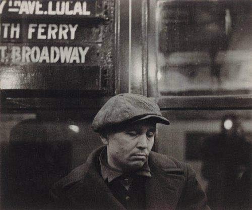 [Subway Passenger, New York]