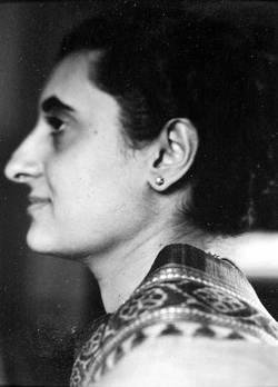 image of 'Indira Gandhi I, New York'