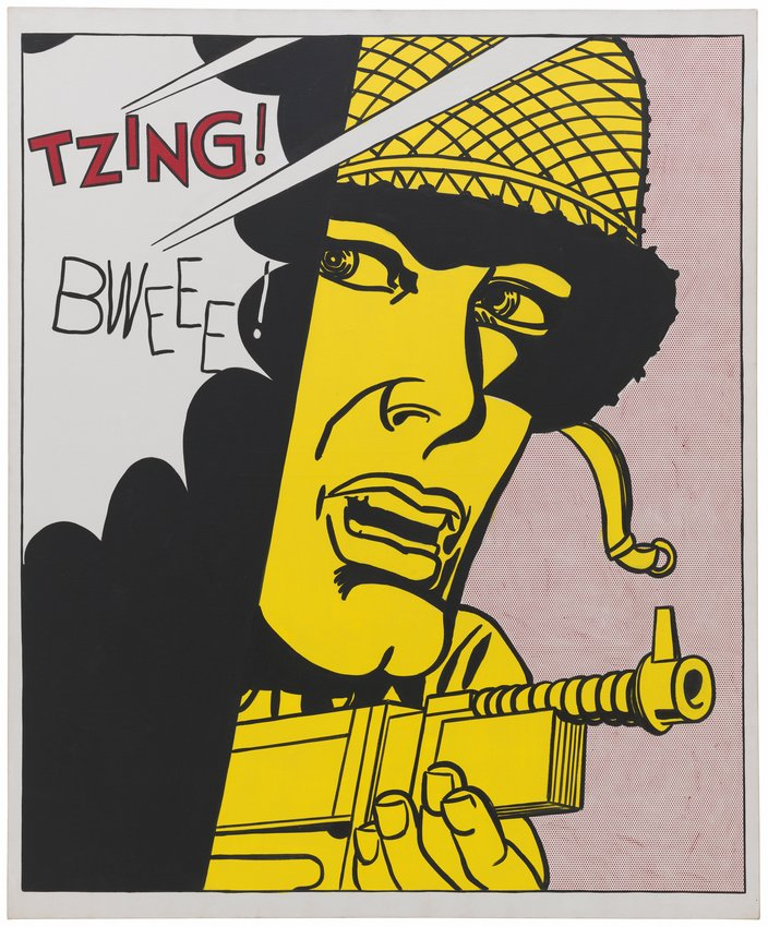 image of 'Live Ammo (Tzing!)'