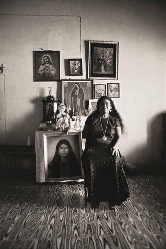 Marcelina, Juchitán, Oaxaca
