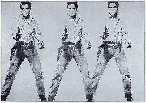 Image for artwork Triple Elvis [Ferus type]