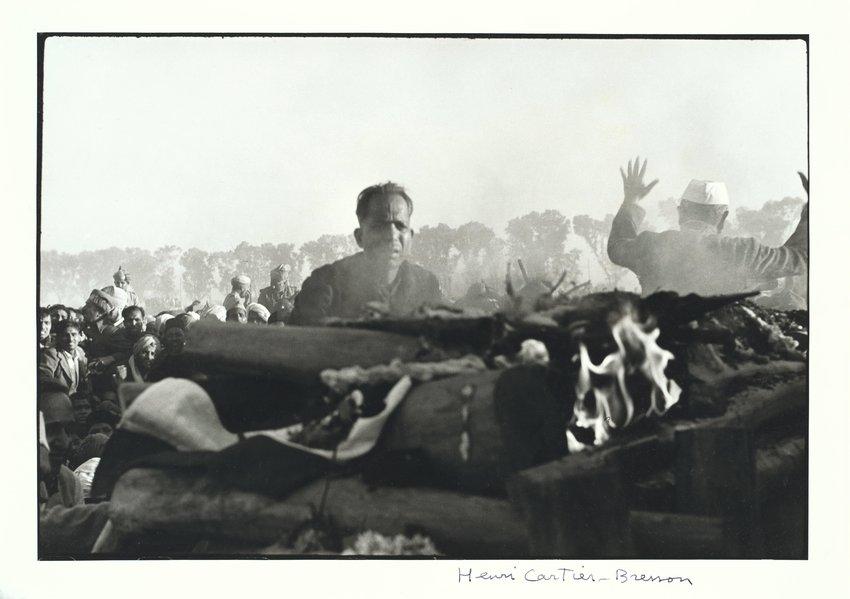 image of Funeral of Gandhi, Delhi, India