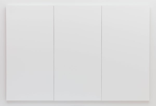 White Painting [three panel]