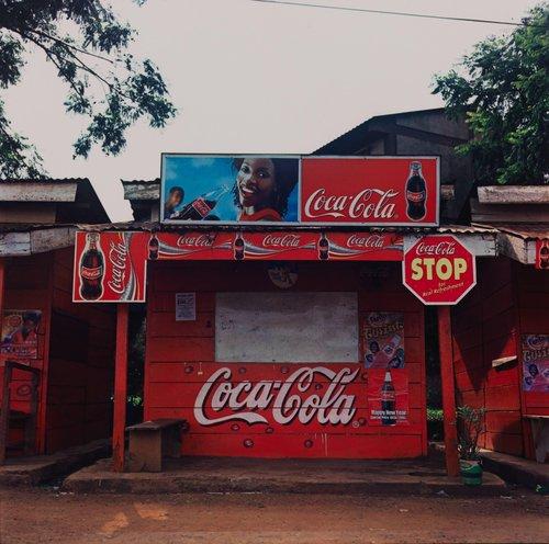 Coca Cola Shack