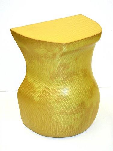 Nesting Table [medium, gold]