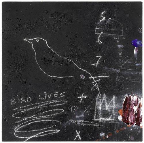 Untitled (Bird Lives)