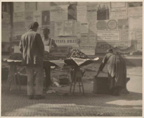 Untitled [Street Vendors]