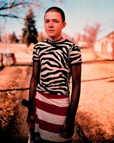 Dustin, SMARTE (Sexual Minorities and their Allies Reaching Towards Equality), Montana, from the series High School