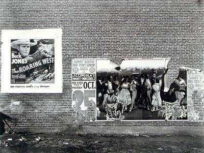 image of 'Minstrel Showbill, Alabama'