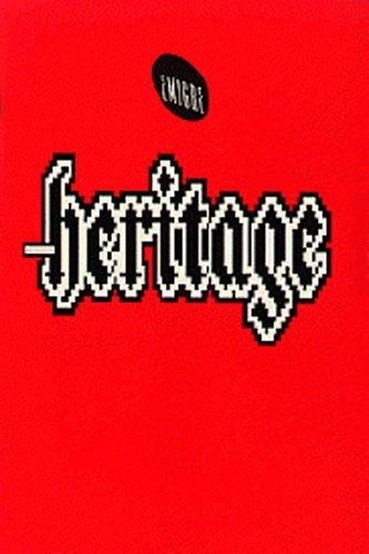 Emigre magazine, no. 14 (Heritage)
