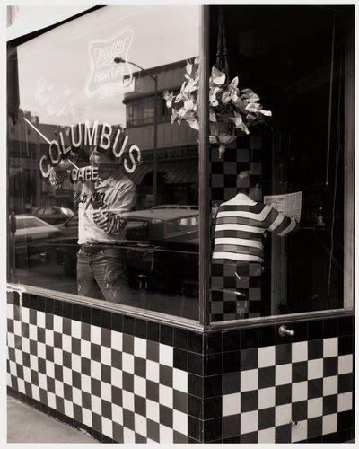 Columbus Cafe, North Beach