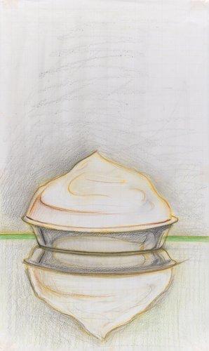 Untitled (Lemon Meringue)